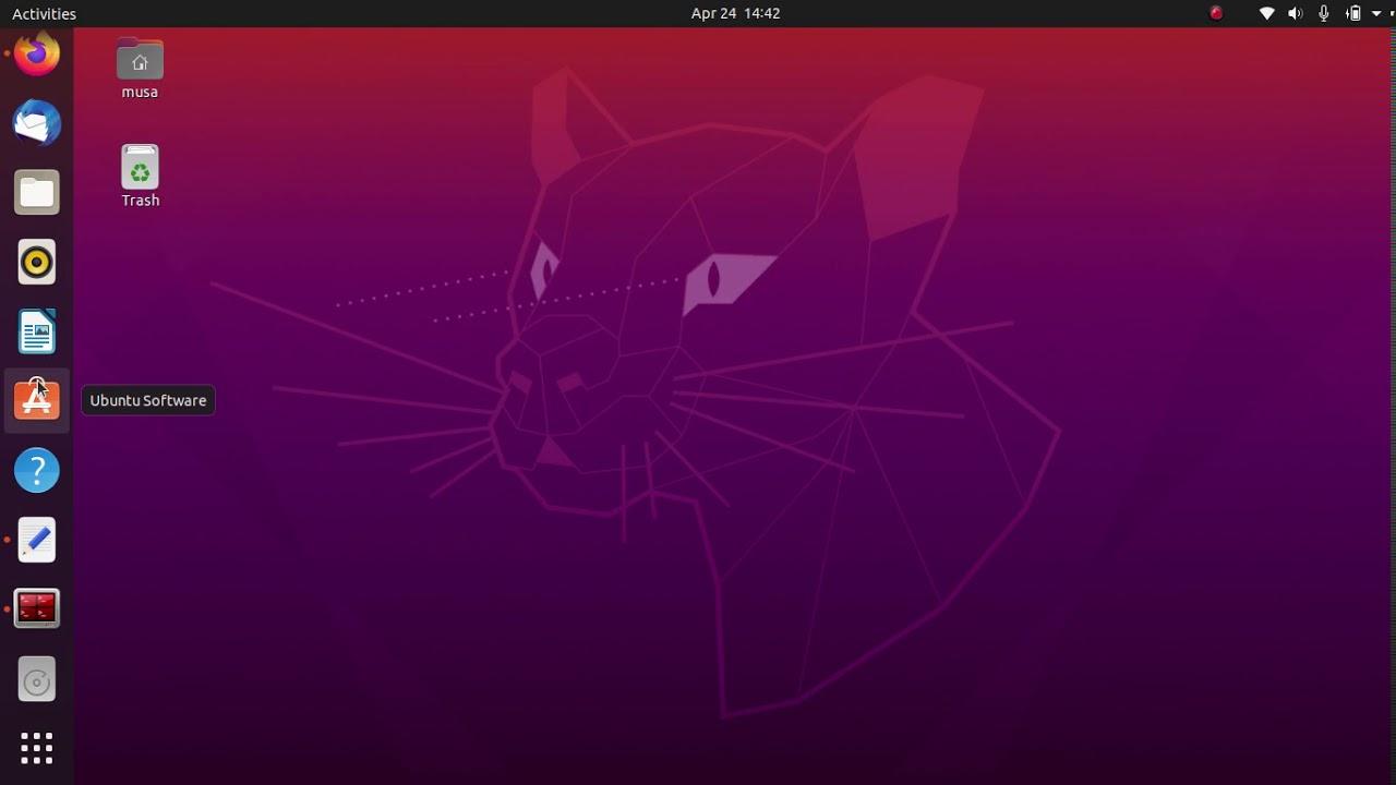 Hal Yang Dilakukan Setelah Install Ubuntu 20.04 LTS - YouTube