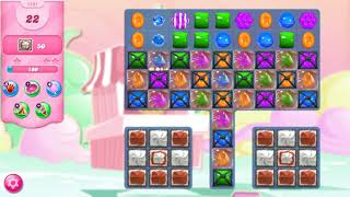 How to complete candy crush saga hard level #1831 without booster