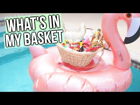 What I Got for Easter/ What's in my Easter Basket! 2017