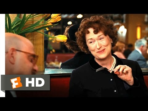Julie & Julia (2009) - I Love to Eat Scene (1/10) | Movieclips