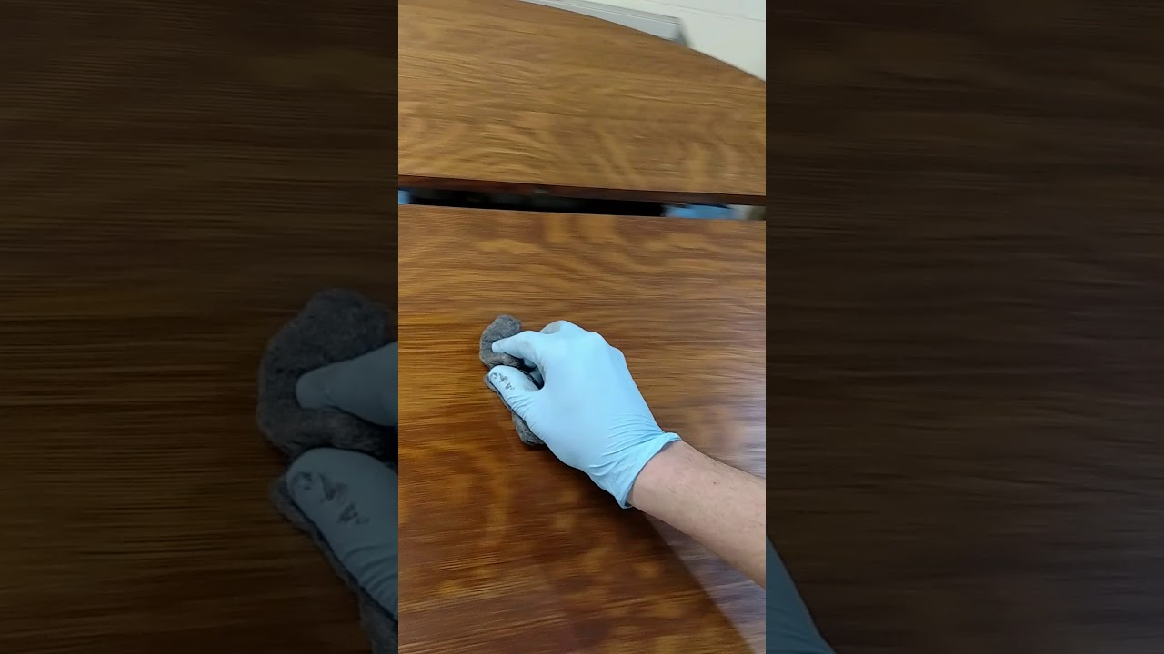 How To Lighten Dried Oil Based Stain