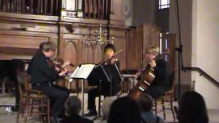 Mendelssohn Quartet No. 3 in D major: I. Molto allegro vivace