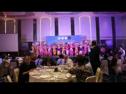 Indonesian Traditional Dance by UBAYA | The 1st Joint Conference and the 33rd AUAP Annual Conference