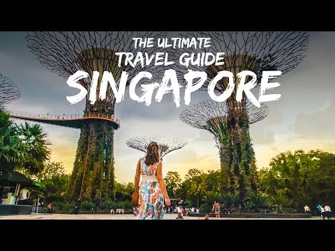 DE ULTIEME SINGAPORE TRAVEL GUIDE - THE ASIA TRAILS #2