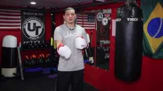Boxing Tip: 1-2-1-2 Combo