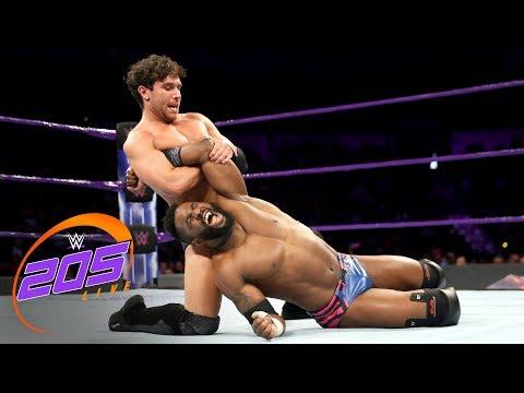 Cedric Alexander vs. Noam Dar: WWE 205 Live, Dec. 5, 2017