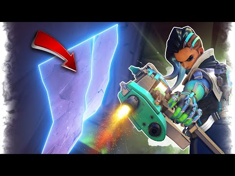 NEW GLITCHED SPOT IN PETRA!? | Overwatch Best and Funny Moments - Ep.286 thumbnail