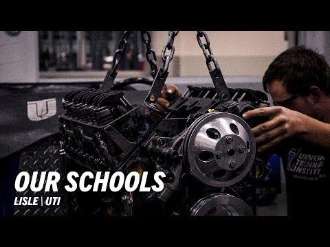UTI Lisle, Illinois School Campus - Universal Technical Institute