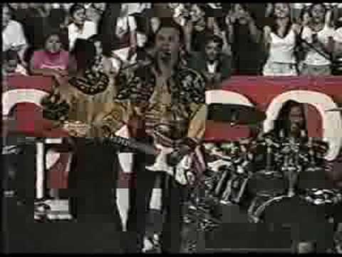 grupo Mandingo - Suavecito (en vivo)
