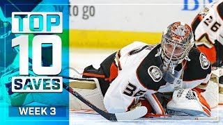 Top 10 Saves from Week 3