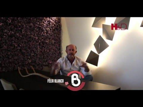 Entrevista Felix Blanco en Design Hotel 2015