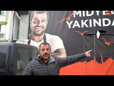 Yeni Midyeci Ahmet şubeleri. Çengelköy - Tuzla - Ankara - Eskişehir  Açıklamaları.