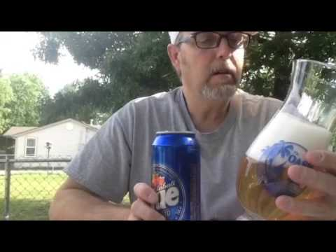 The Beer Review Guy # 66 LaBatt Blue Pilsener