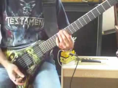 How to play Paranoid by BLACK SABBATH