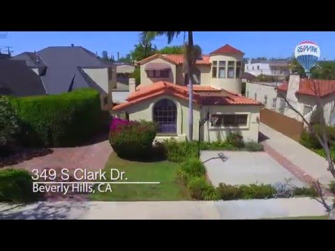 Homes for Sale in Beverly Hills - 349 S Clark Drive