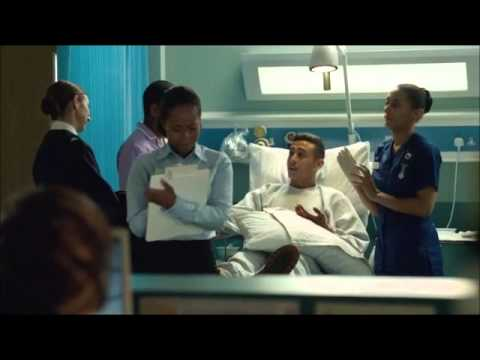 Fady Elsayed on Casualty