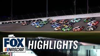 2021 Coke Zero Sugar 400 at Daytona | NASCAR ON FOX HIGHLIGHTS