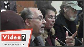 عماد أبوغازى: نستطيع أن نجعل من الثقافة منطقة للتفاعل بين المصريين والأفارقة