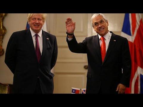 Boris Johnson: Caracas es un 'régimen autoritario' y las elecciones, una 'farsa'