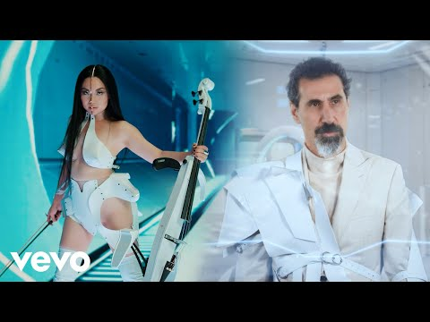 Смотреть клип Tina Guo Ft. Serj Tankian - Moonhearts In Space
