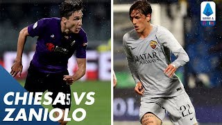 Chiesa vs Zaniolo | Player vs Player | Serie A