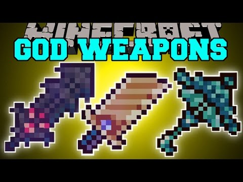admin weapons mod 1.7.10