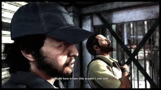 Max Payne 3 PC - Gameplay on GTX 550 Ti