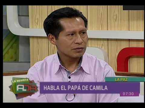 Padre de Camila Cruz se refirió a secuestro de su hija en Al Día