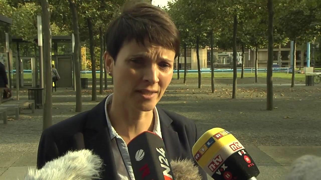 Raus aus der AfD: Frauke Petry spricht über ihre Ziele als Einzelabgeordnete