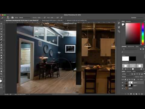 Tips for Better Real Estate or Architectural Photography