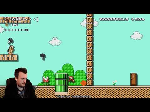 Down to the wire - 100 Mario Super Expert