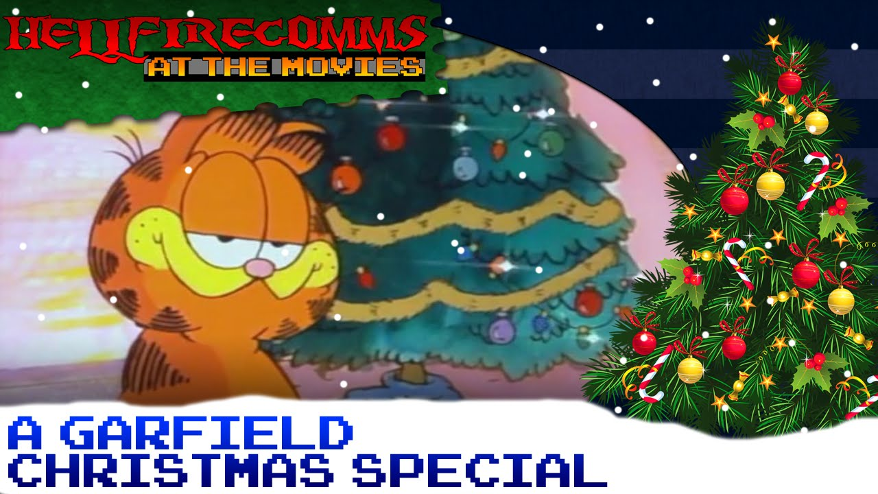 The HFC Christmas 2015 Extravaganza! [#6: A Garfield Christmas ...