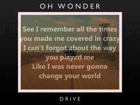 Oh Wonder - Drive [Lyrics]