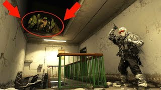 THIS SNEAKY GLITCH SPOT IS OVERPOWERED IN MODERN WARFARE!!! HIDE N' SEEK ON MODERN WARFARE