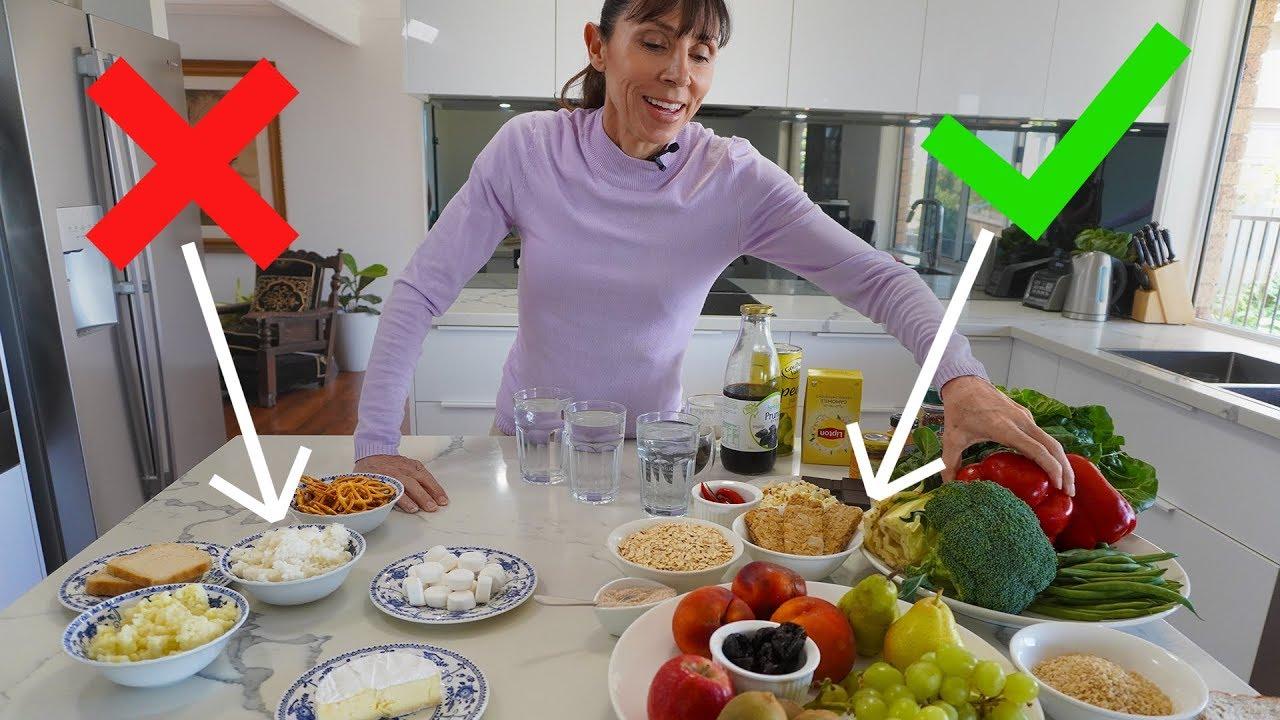 stool softener diet plan