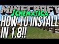 How To Install Schematica In Minecraft 1.8