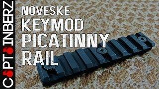 Noveske Keymod Picatinny Sections (1913 Rail)