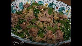 Юлия Высоцкая — Салат из печени трески с рисом
