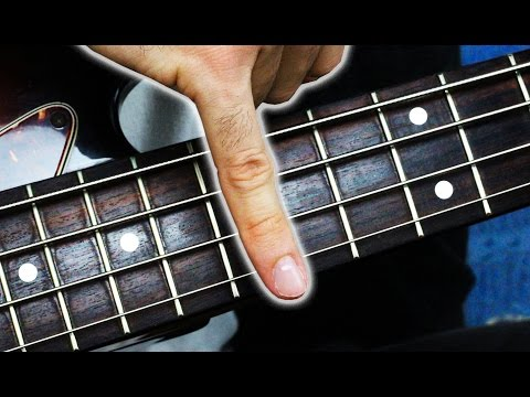 Download Youtube: ONE FINGER BASS SOLO