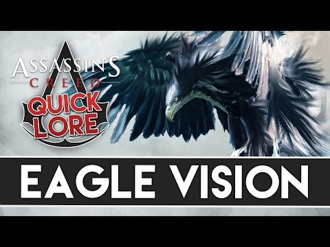 Eagle Vision | Assassin's Creed Quick Lore