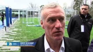 Euro 2016 : Les bleus se préparent à Clairefontaine