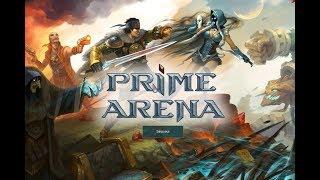 Prime Arena ►Новая игра от Нивала