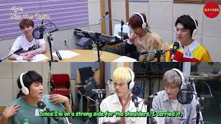 Video [ENG SUB] N.Flying (엔플라잉) - Hongkira (이홍기의 키스 더 라디오) (170813) download MP3, 3GP, MP4, WEBM, AVI, FLV September 2018