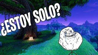 NO VEO A NADIE! ESTOY JUGANDO SOLO? - Fortnite - Dheylo