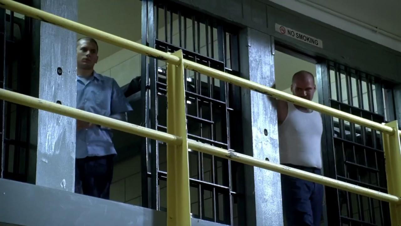 Download Prison Break (S01E02) - Riot