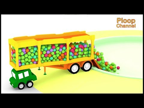 Thumbnail: Cartoon Cars - CLEAN PARK! - Cartoons for Children - Childrens Animation Videos for kids
