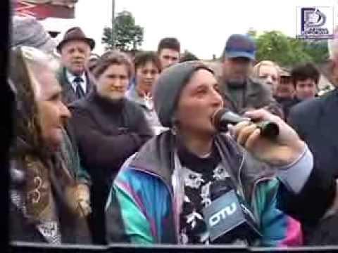 Dan Diaconescu, omul care a îmbrățișat peste un milion de români! Săsciori, Alba, Romania