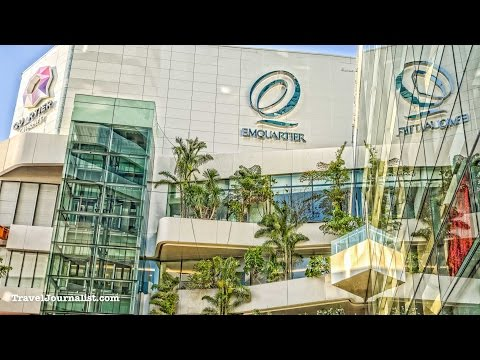 EM Quartier luxurious Shopping Mall in  Bangkok Thailand Phrom Phong