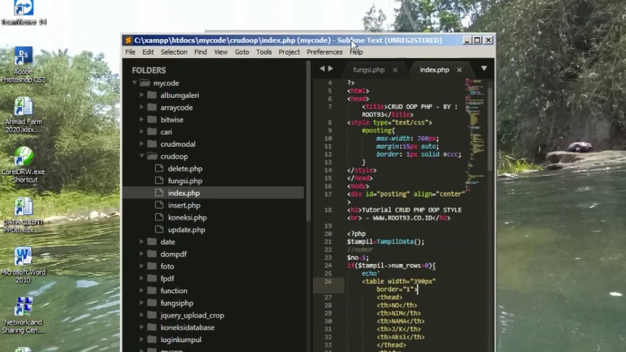 Cara Mudah Enkripsi Parameter GET di PHP