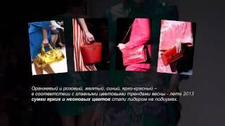 видео Женские сумки Frija